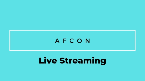 Afcon live Streaming HD